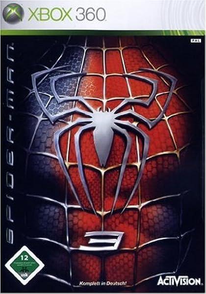 Activision Spider-Man 3 Xbox 360™ - Juego (Xbox 360, Activision ...