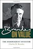Brandes on Value: The Independent Investor