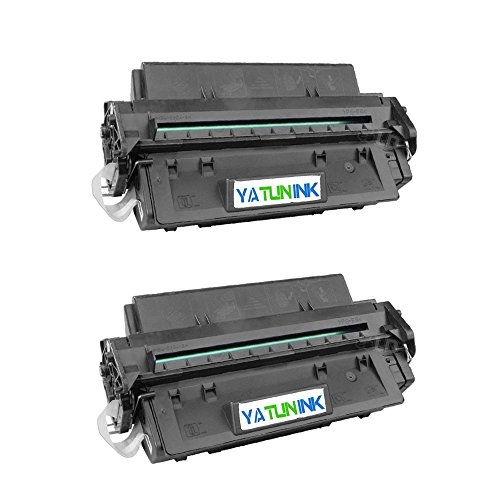 96a Laserjet - YATUNINK C4096a 2 Pack Black Toner Cartridge Compatible Replacement for HP 96A / HP96A / C4096A LaserJet 2100 2100m 2100se 2100tn 2100xi 2200 2200d 2200dn 2200dse 2200dt 2200dtn Series