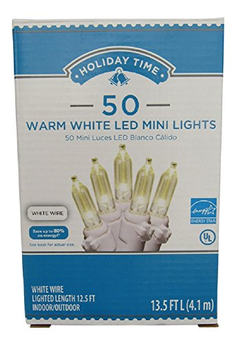 Lowes Led White Christmas Lights