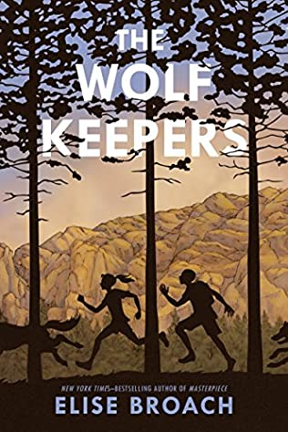 book cover of The Wolf Keepers