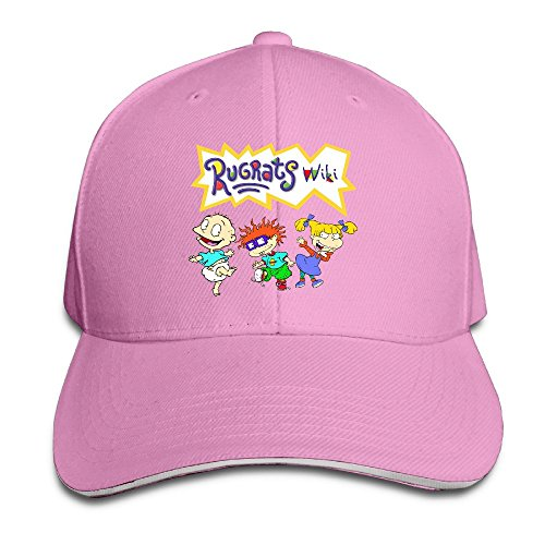 Rugrats Baseball Caps (Carrier Alex Dog)