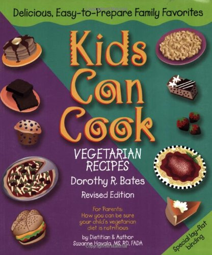 kids can cook cookbook - 1