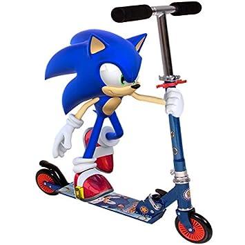 Sonic The Hedgehog - Patinete en línea para niño, Color Azul ...