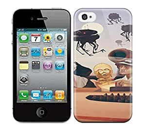 Loving Pop Fear and Loathing on Tatooine phone case for iphone 4/4s