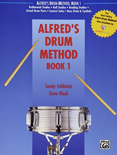 - Alfred's Drum Method, Book 1