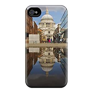 For Iphone 4/4s Case - Protective Case For WilliamMorrisNelson Case