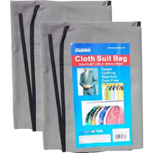 2-Pack-Breathable-Cloth-Garment-Suit-Dress-Storage-Bag-by-TravelNut-Men-Father-Brother-Him-Boyfriend-Unique-Cool-Birthday-Stocking-Stuffer-Christmas-Gift-Idea