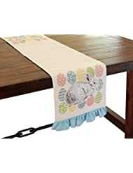 Amazon.com: Easter - Table Runners / Kitchen & Table Linens: Home ...