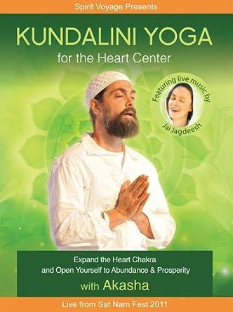 Amazon.com: Kundalini Yoga for the Heart Chakra: na: Cine y TV