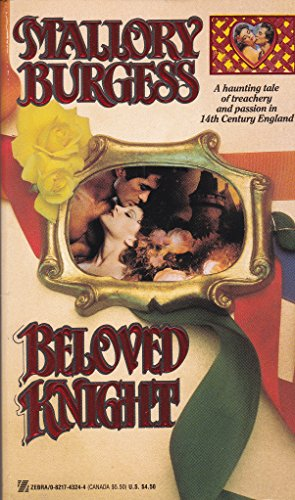 book cover of Beloved Knight