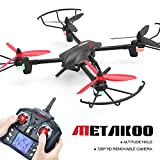 Best large drone - Metakoo D1 RC Toy Drone with 720P HD Review