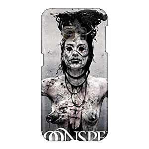 TammyCullen Samsung Galaxy S6 High Quality Hard Phone Cases Provide Private Custom High-definition Moonspell Band Morbid God Pattern [sxy17867Pxnz]