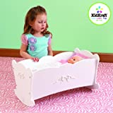 Toys : Tiffany Bow Lil Doll Cradle