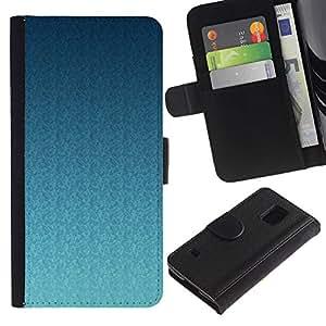 All Phone Most Case / Oferta Especial Cáscara Funda de cuero Monedero Cubierta de proteccion Caso / Wallet Case for Samsung Galaxy S5 V SM-G900 // Rococo Pattern