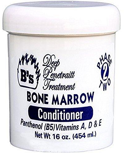 B's Deep Treatment Bone Marrow Hair Conditioner, 16 oz. 3017