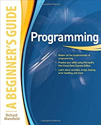Programming A Beginner's Guide (Beginner's Guides (McGraw-Hill))