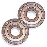 Cheap Bosch 4000/4412 Saw Replacement Ball Bearing 6200ZZ (2 Pk) # 2610911928-2pk