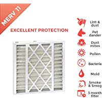 20x20x5 MERV 11 Replacement Filters for Trion Air Bear. 2 Pack