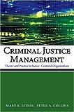 Criminal Justice Management 9780195337617
