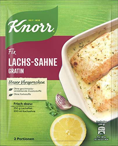Knorr Fix Lachs-Sahne Gratin, 28 g