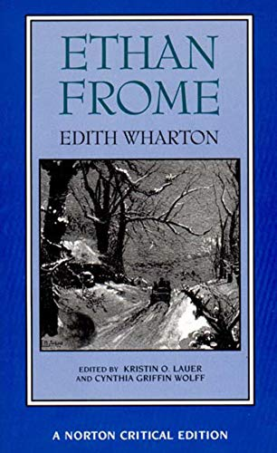 Ethan Frome (Norton Critical Editions) from imusti