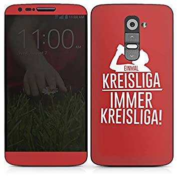 Deindesign Lg G 2 Case Skin Sticker Aus Vinyl Folie Amazon
