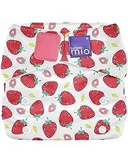 Bambino Mio, miosolo allt-i-ett återanvändbar blöja, jordgubbskräm