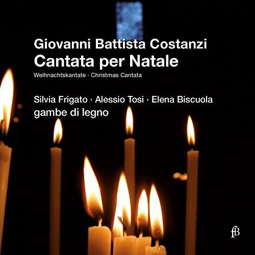 Giovanni Battista Costanzi: Cantata per Natale
