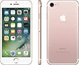 Apple iPhone 7 - 32GB - AT&T Locked - Rose Gold (Certified Refurbished)