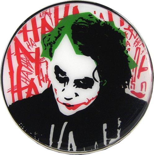 Batman Movie Joker the Character Oval Face Belt Buckle.