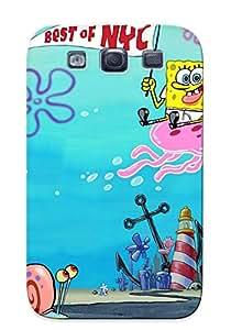 New Arrival QhzgSyL393LLqFr Premium Galaxy S3 Case(gary Pongebob Image Earch Results)