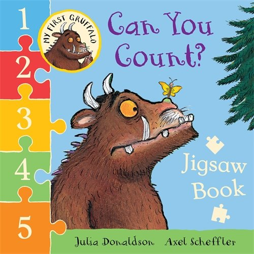 My First Gruffalo: Can You Count? Jigsaw book My First Gruffalo Jigsaw: Amazon.es: Donaldson, Julia, Scheffler, Axel: Libros en idiomas extranjeros