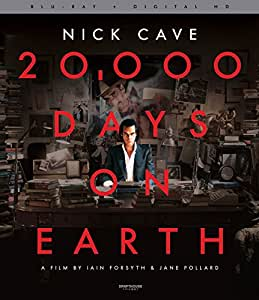 20,000 Days on Earth  [Blu-ray] [Importado]