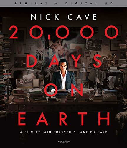 20,000 Days on Earth + Digital Copy [Blu-ray]