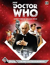 Dr Who First Doctor Sourcebook