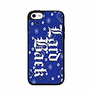Laid Back- 2-Piece Dual Layer Phone Case Back Cover iPhone 5 5s