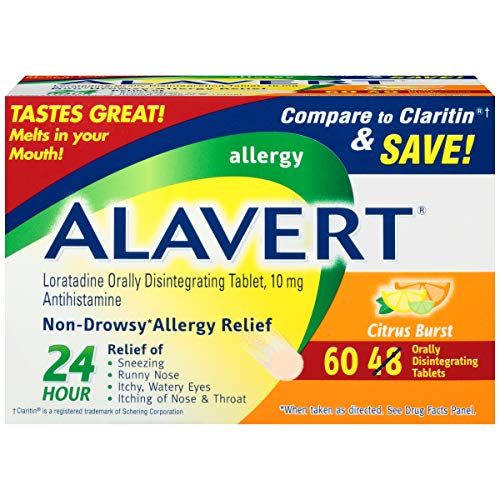 Alavert Allergy 24-Hour Relief