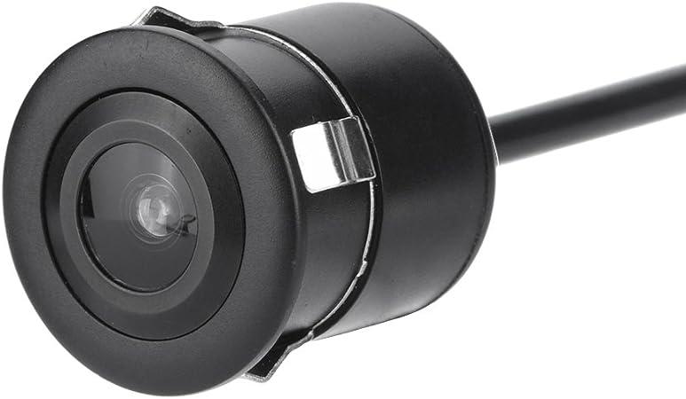 Cam/éra de recul vue arri/ère de Reverse Syst/ème Camera filaire /étanche Grand Angle de 170 degr/és HD Couleur invers/ée Cam/éra pour voiture