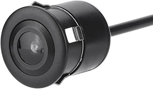 impermeable HD reversa Zerone C/ámara de visi/ón trasera para aparcamiento o c/ámara de marcha atr/ás para coche con visi/ón nocturna color de copia de seguridad gran angular CCTV 170 grados