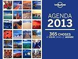AGENDA LONELY PLANETE 2013