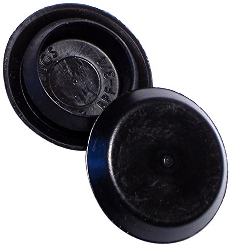 Nice Hard-to-Find Fastener 014973146863 Flush Sheet Metal Plugs, 3/4-Inch, 6-Piece