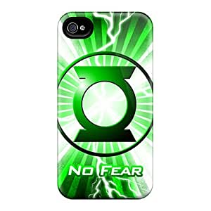 Fashion UeP8994GCLY Cases Covers For Iphone 6(green Lantern I4)