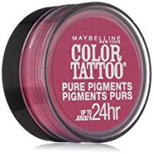 MAYBELLINE COLOR TATTOO PURE PIGMENTS EYE SHADOW #20 PINK REBEL
