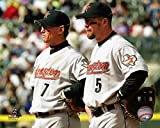 "Craig Biggio Jeff Bagwell Houston Astros Action Photo (Size: 11"" x 14"")"