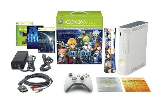Xbox360本体 アーケード スターオーシャン4 プレミアムパックの商品画像