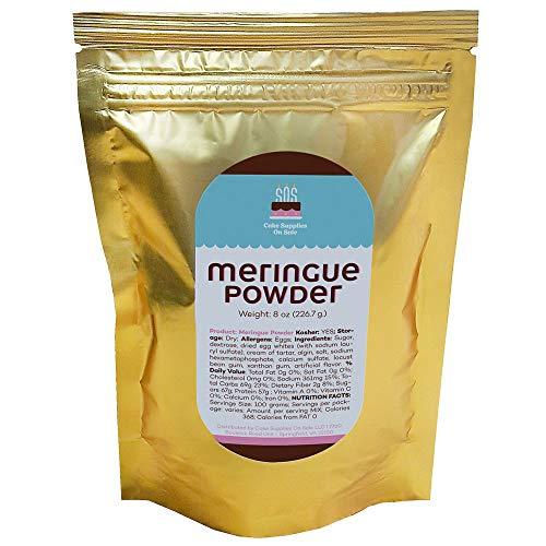 Meringue Powder 8 oz