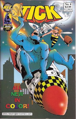 The Tick Number 4 (Rocket Men from the Moon Chapter 3) PDF