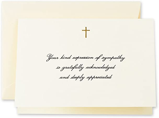 boxed stationery Crane /& Co geometric frame folded thank you notes