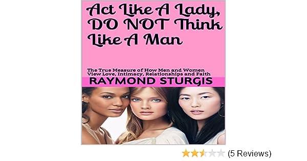 act like a lady think like a man reviews